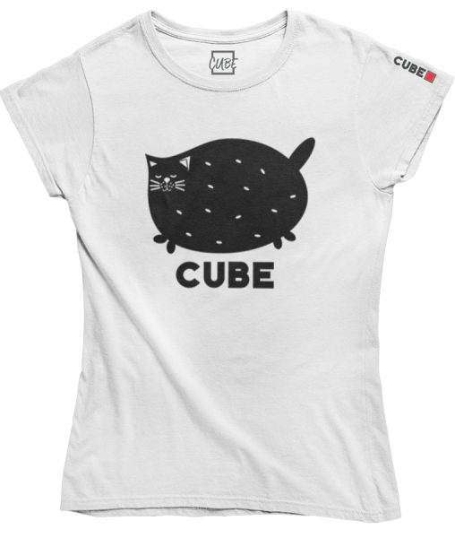 "T-shirt ""Fat cat"""