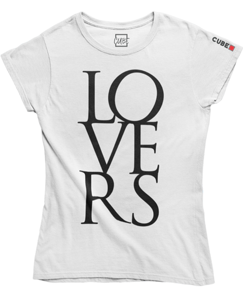 "T-shirt ""Lovers"""