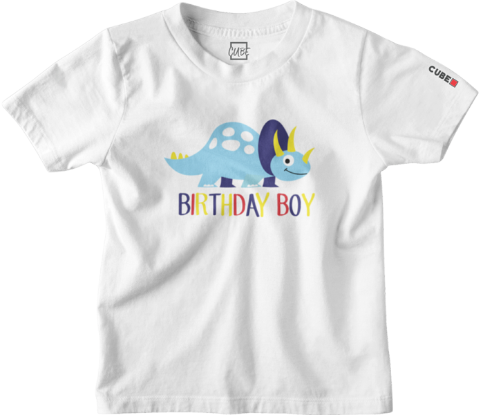 "T-shirt ""Birthday Boy"""