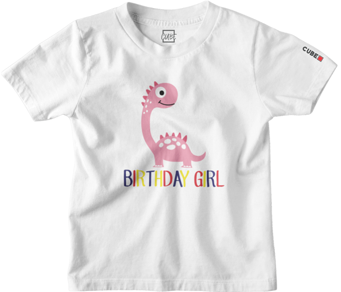 "Тениска ""Birthday Girl"""