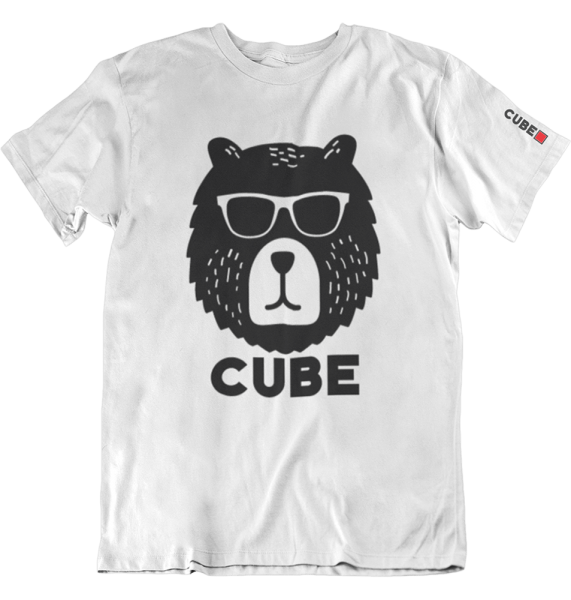 "T-shirt ""Cool bear"""